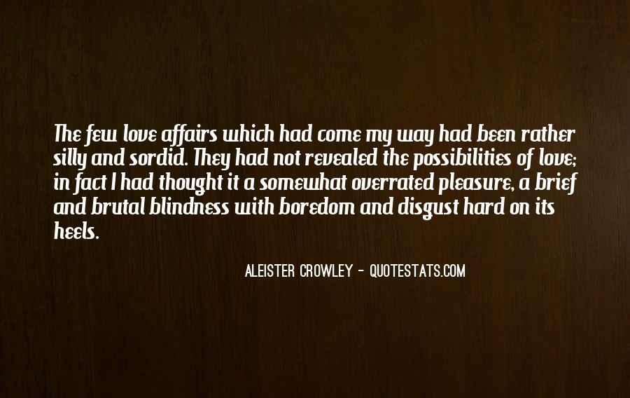 Crowley Quotes #180126