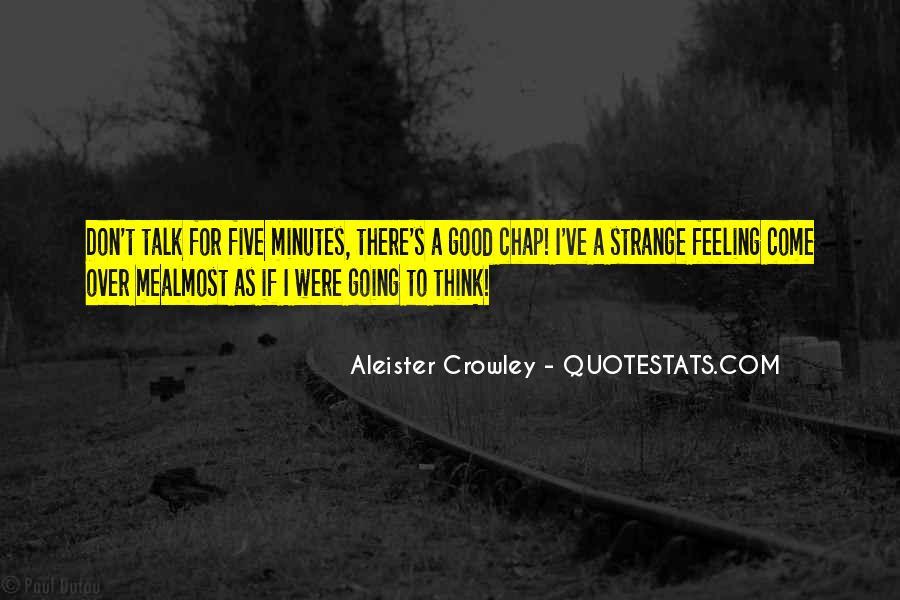 Crowley Quotes #205771
