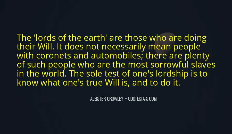 Crowley Quotes #214237