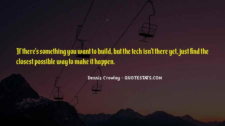 Crowley Quotes #250399