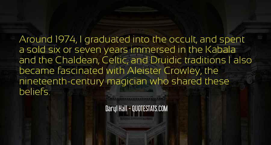 Crowley Quotes #253403