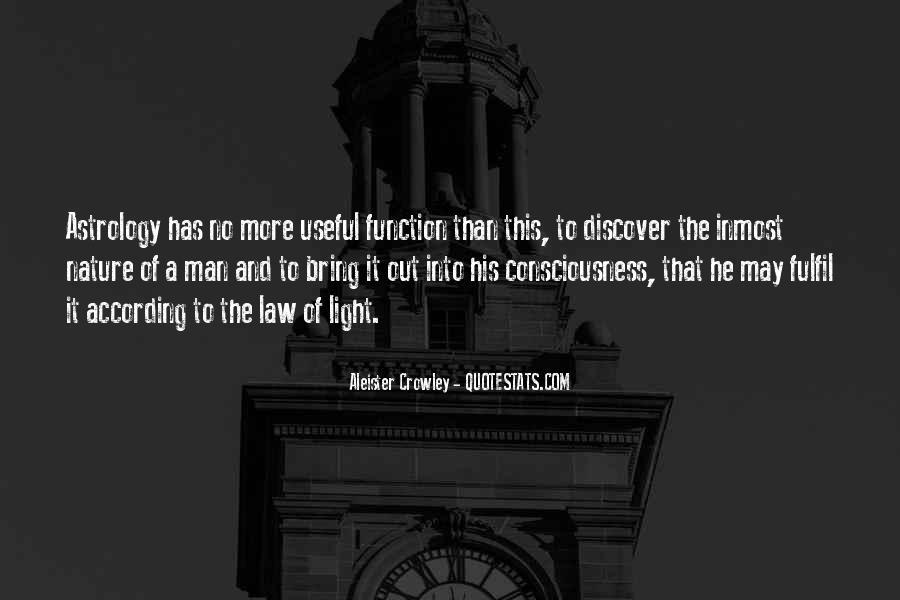 Crowley Quotes #58790
