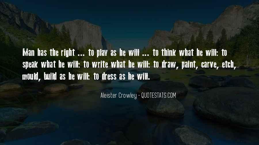 Crowley Quotes #86540