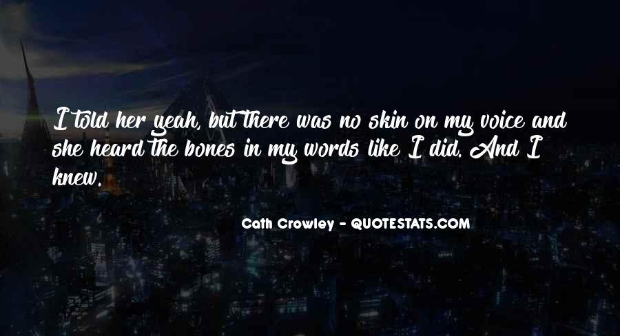 Crowley Quotes #87374