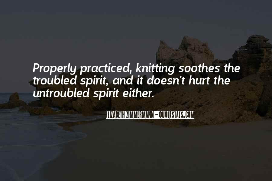 Quotes About Knitting And Life #1008732