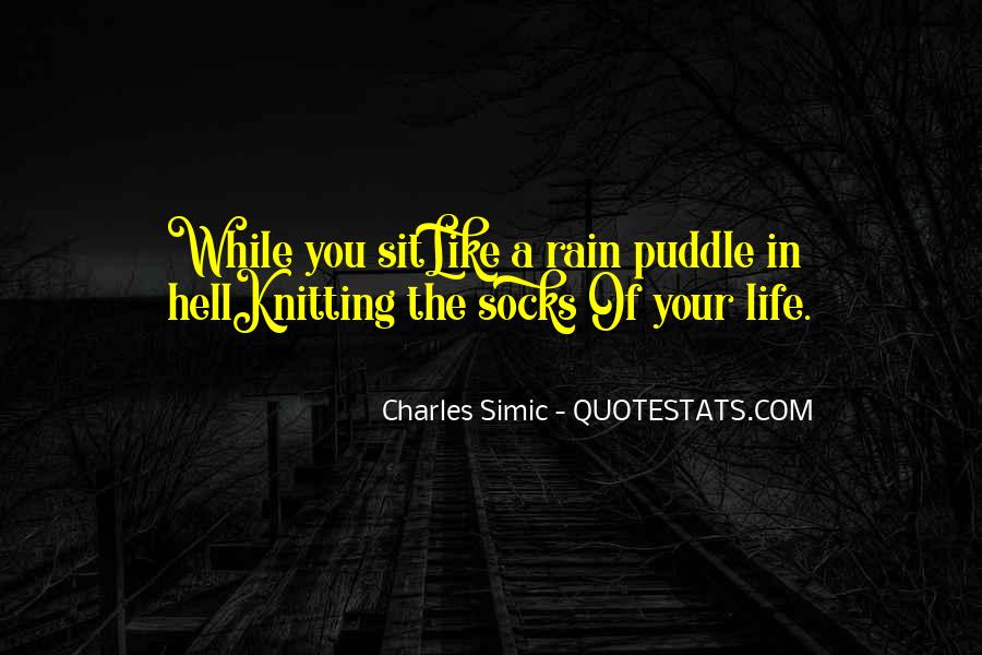 Quotes About Knitting And Life #1693207