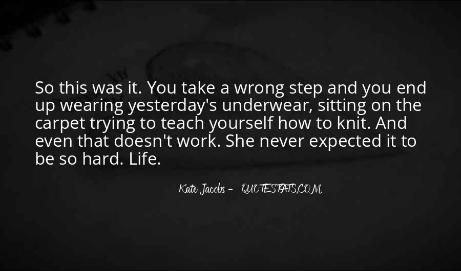 Quotes About Knitting And Life #750516