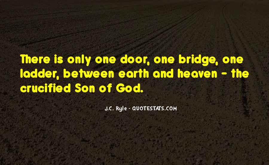 Crucified God Quotes #1022809