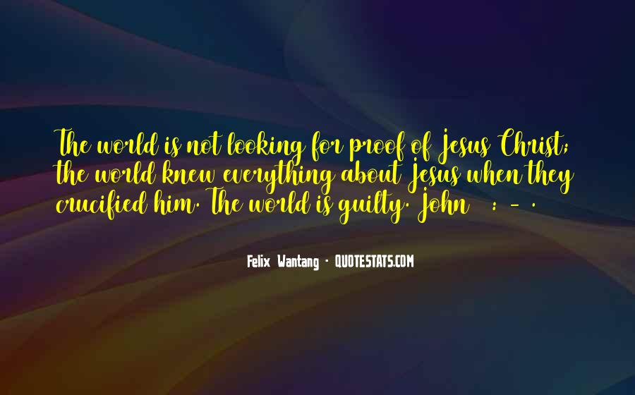 Crucified God Quotes #1033167