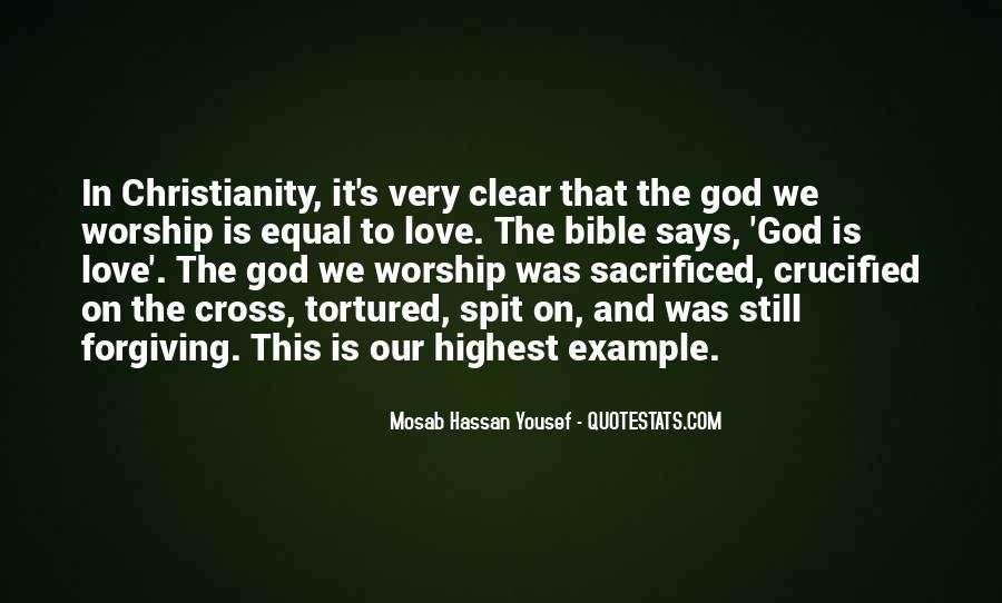 Crucified God Quotes #1056348