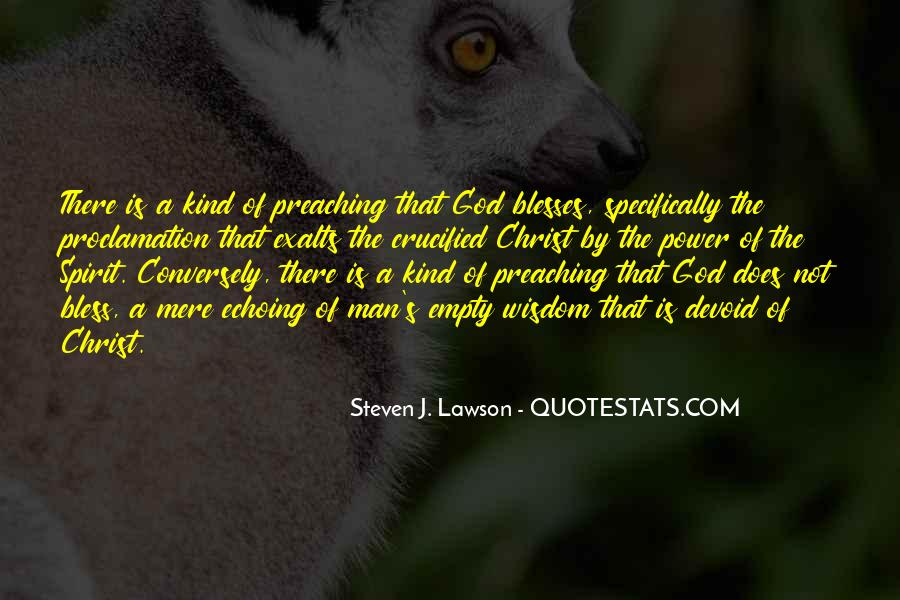 Crucified God Quotes #1104895