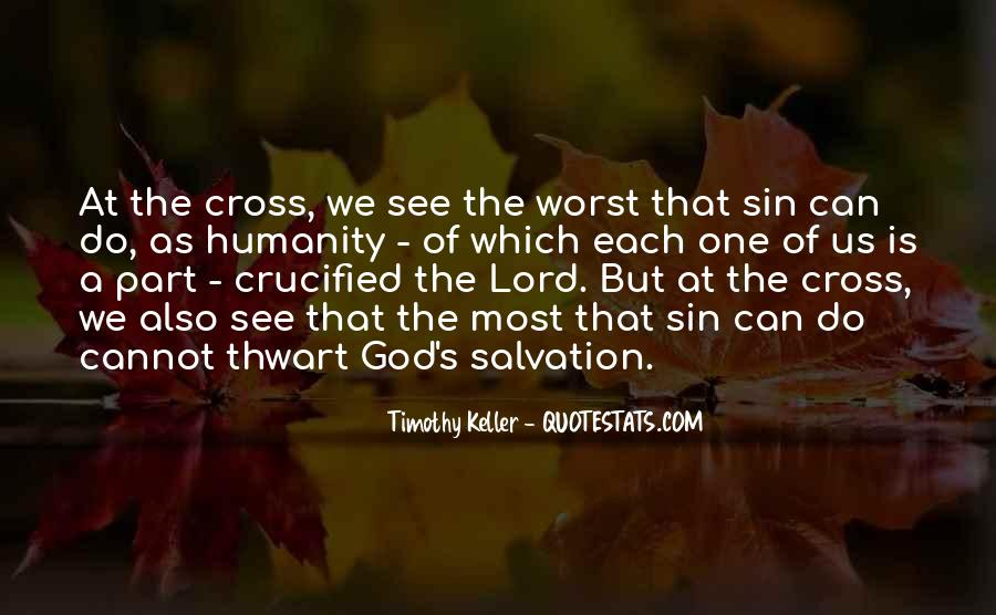 Crucified God Quotes #1412198