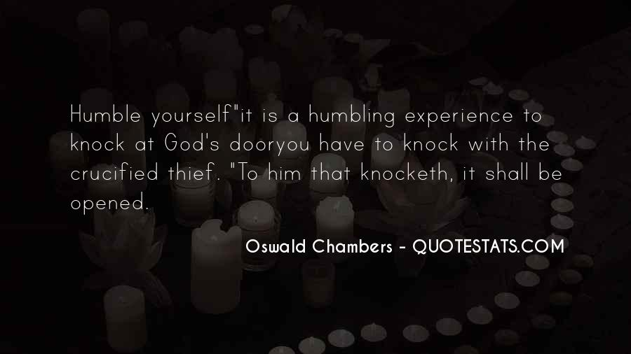 Crucified God Quotes #1490406