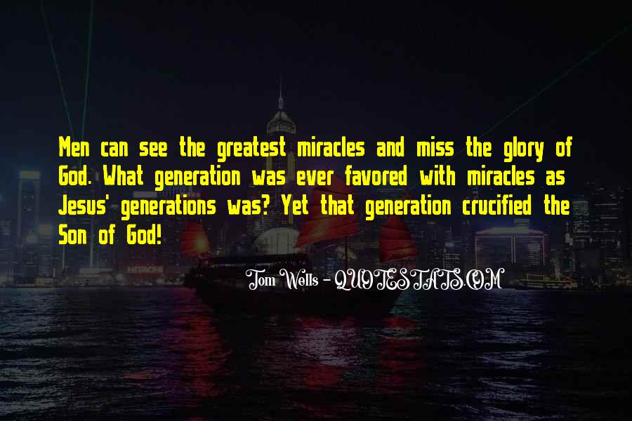 Crucified God Quotes #1496107