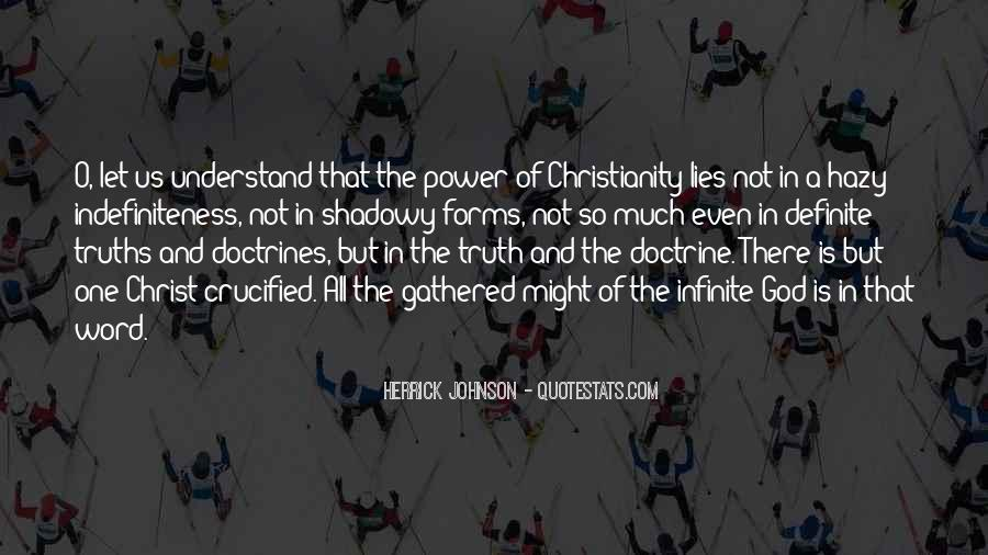 Crucified God Quotes #1498300
