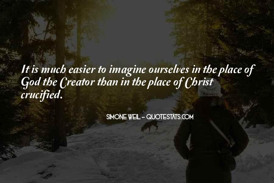 Crucified God Quotes #209182