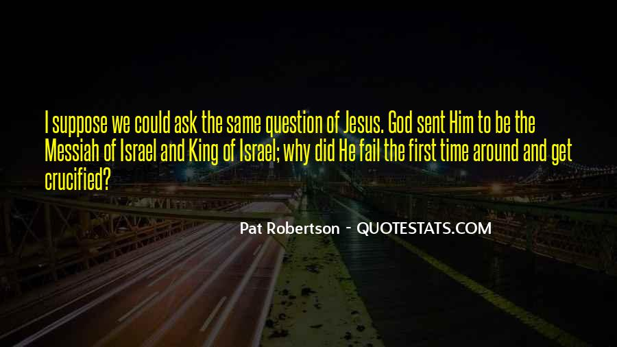 Crucified God Quotes #334975