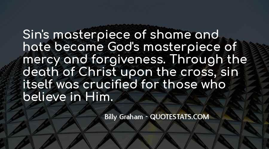 Crucified God Quotes #988252