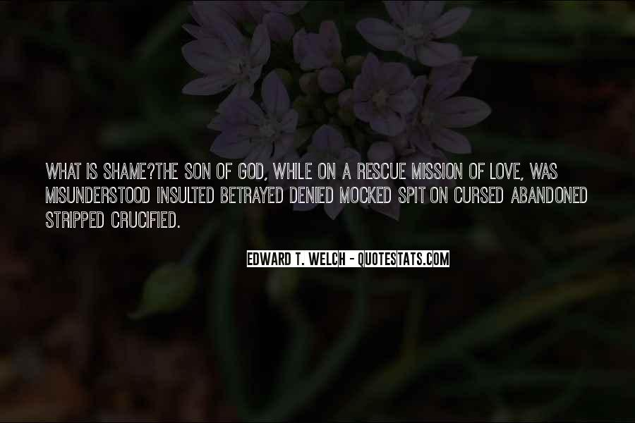 Crucified God Quotes #995696