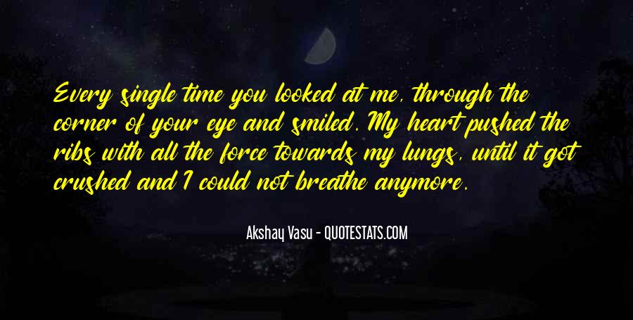 Crushed Heart Quotes #1355006