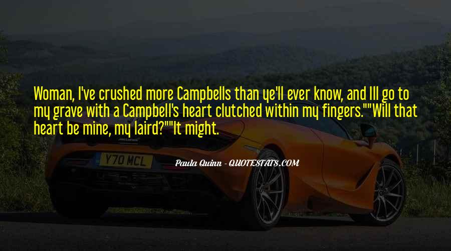 Crushed Heart Quotes #1764340