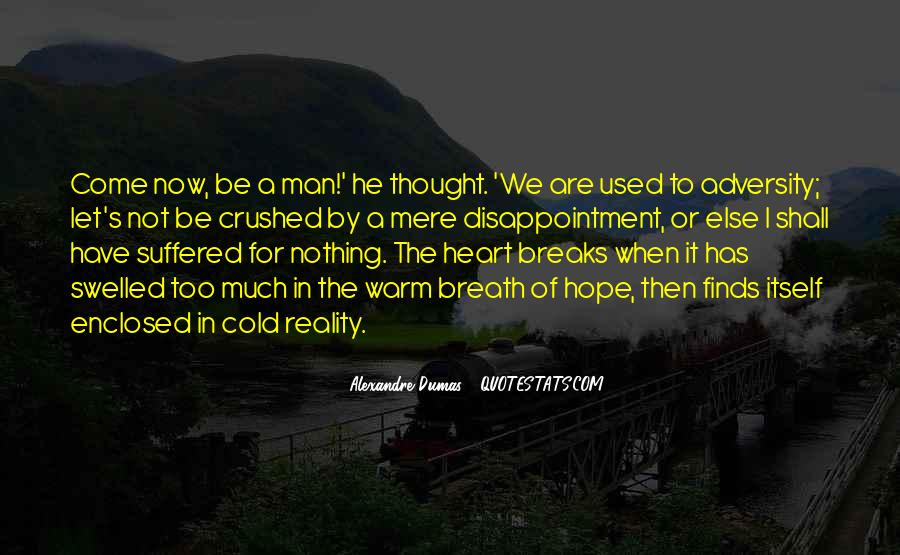 Crushed Heart Quotes #249578