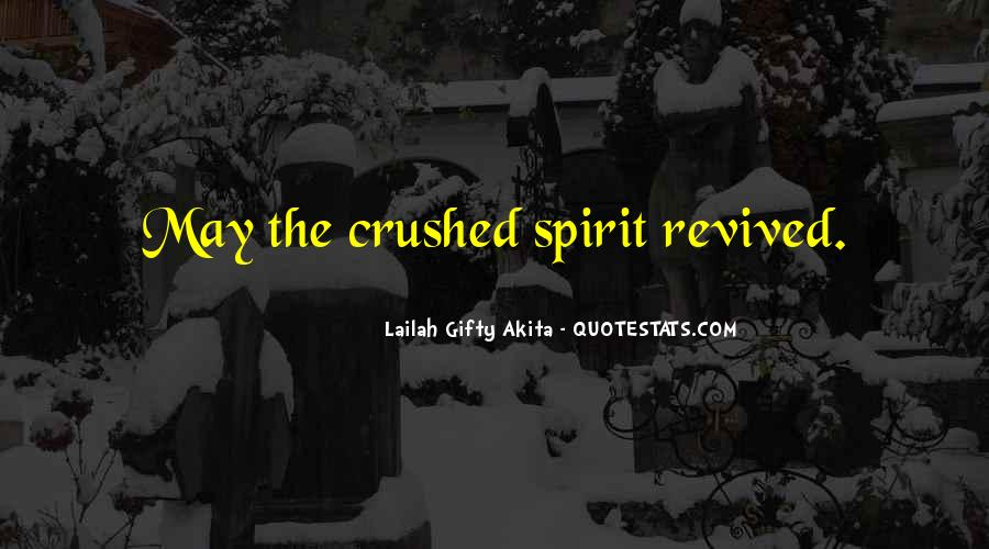Crushed Heart Quotes #52180