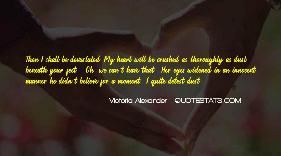 Crushed Heart Quotes #809646