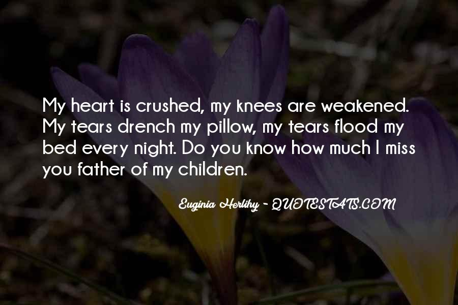 Crushed Heart Quotes #815929
