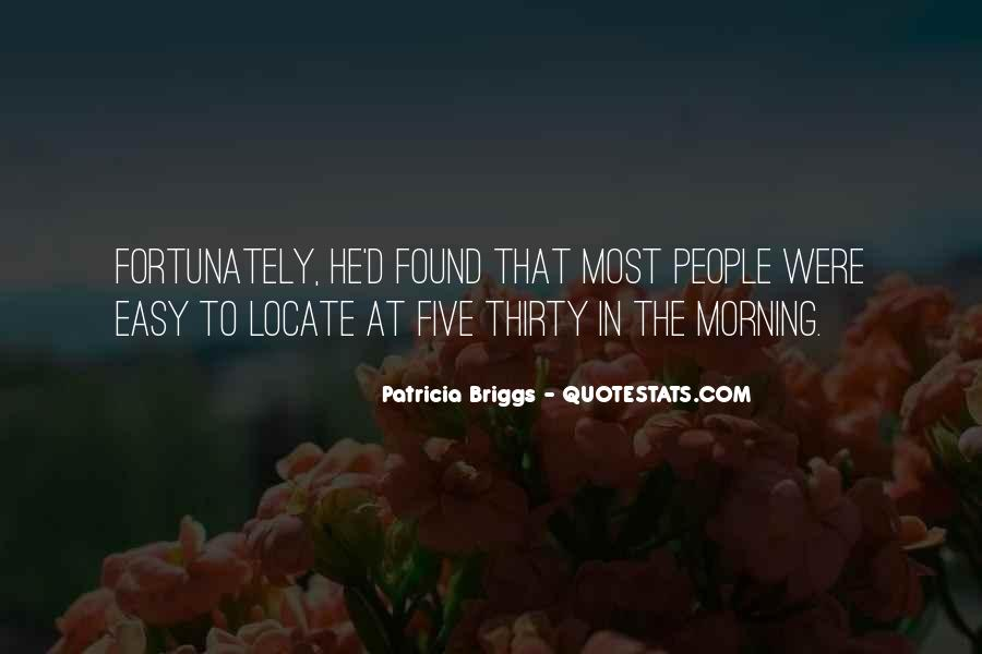 Cry Wolf Patricia Briggs Quotes #545706