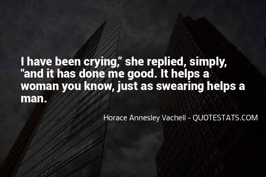 Crying Helps Quotes #993666