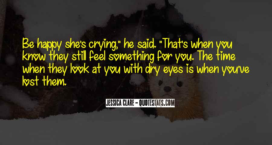 Crying My Eyes Out Quotes #159893