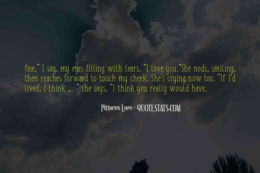 Crying My Eyes Out Quotes #636019