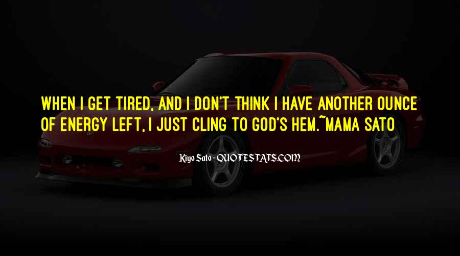 Quotes About Kiyo #1451432