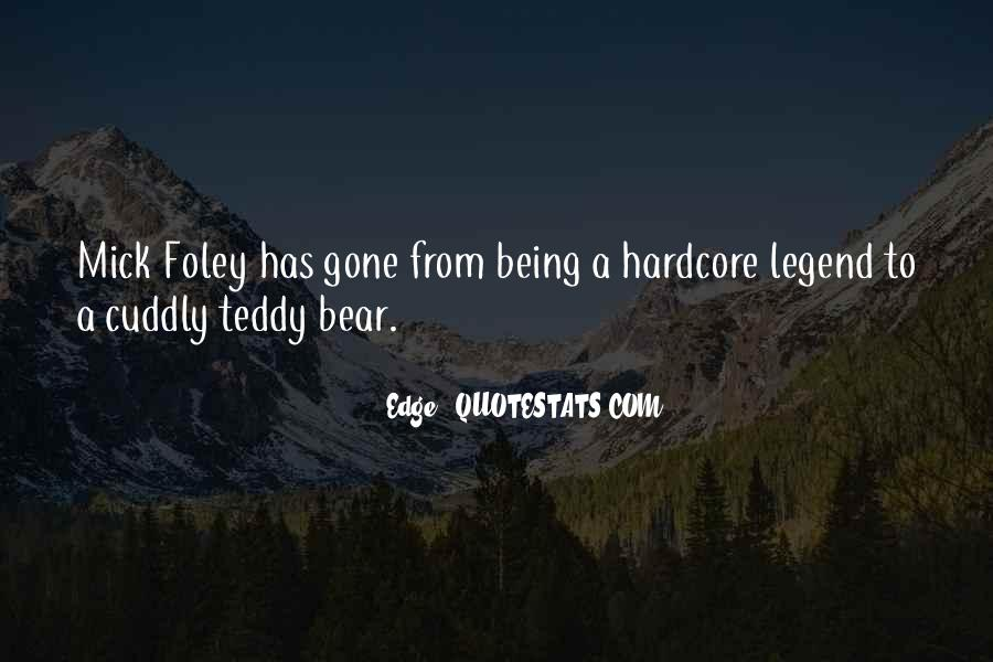 Cuddly Bear Quotes #1328403