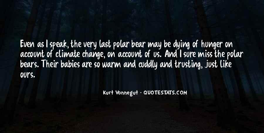 Cuddly Bear Quotes #1387383