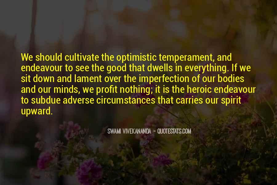 Cultivate Optimism Quotes #234782