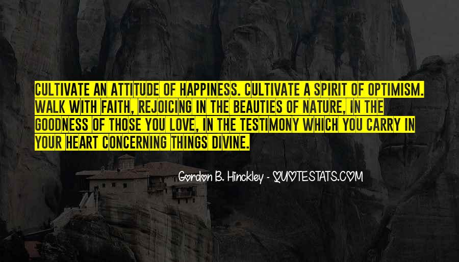 Cultivate Optimism Quotes #928524