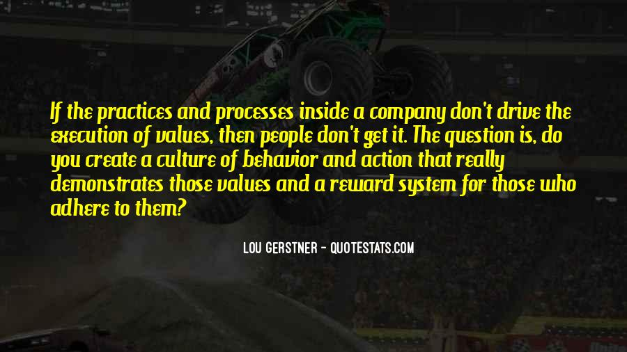 Culture Of A Company Quotes #104805