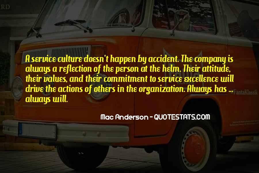 Culture Of A Company Quotes #192345