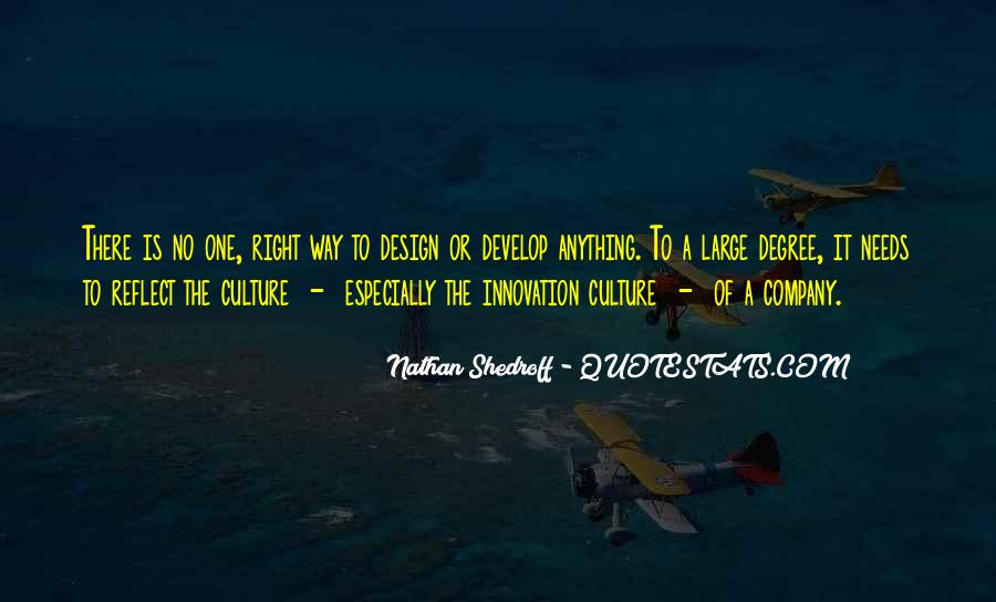 Culture Of A Company Quotes #310445