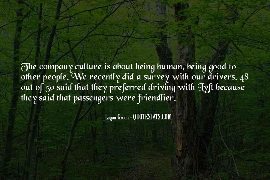 Culture Of A Company Quotes #69404