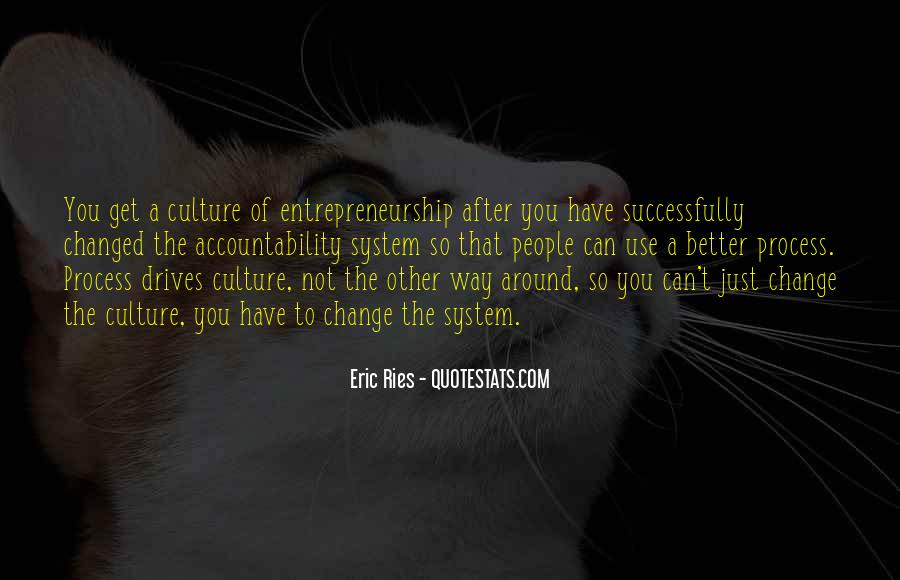 Culture Of Accountability Quotes #1483132