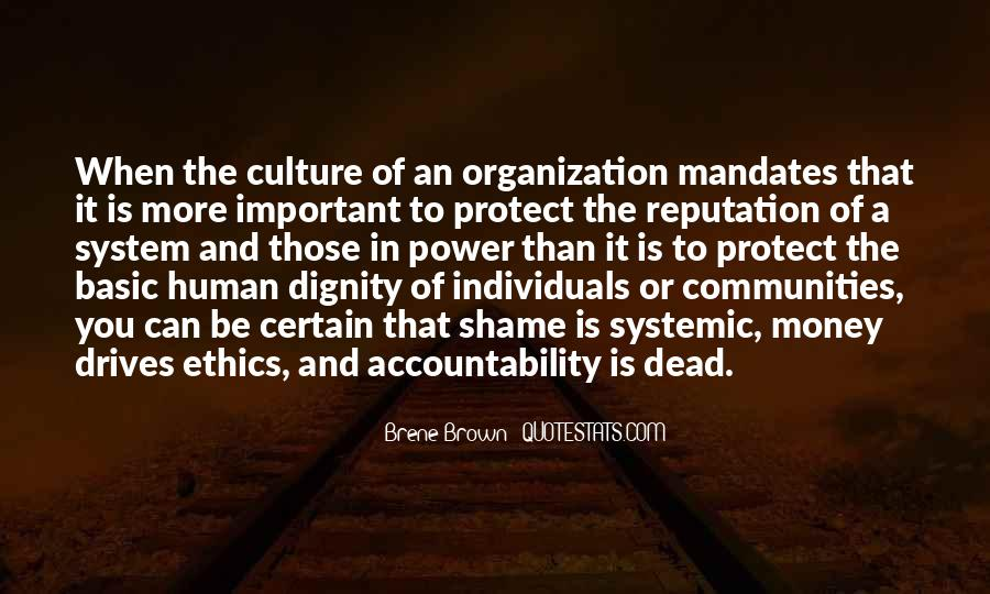 Culture Of Accountability Quotes #1653743