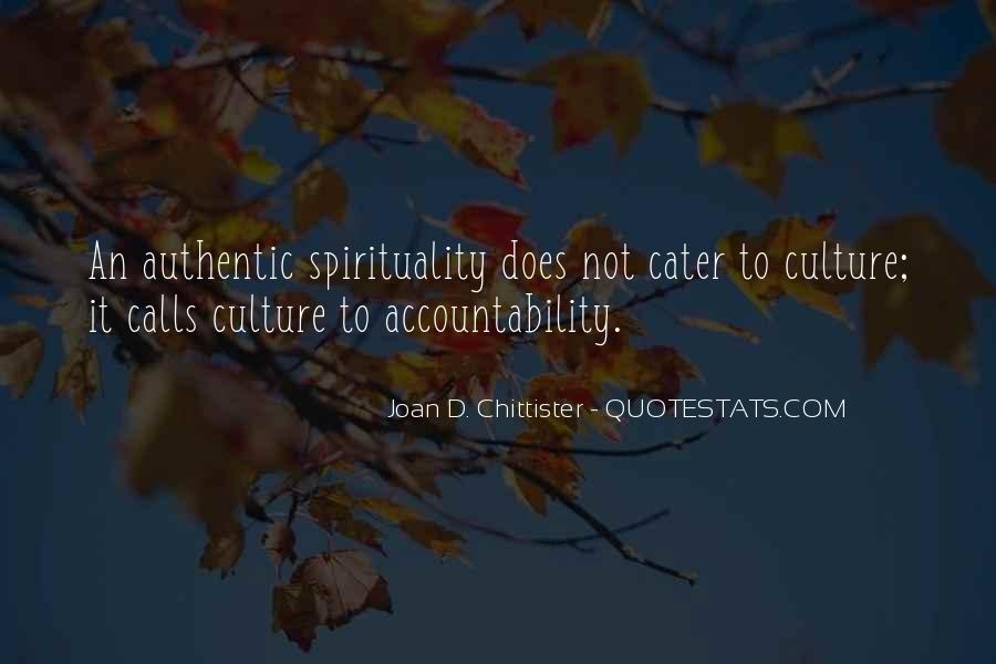 Culture Of Accountability Quotes #1733603