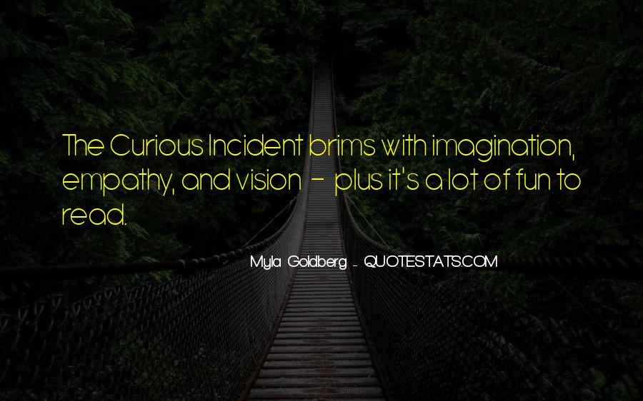 Curious Incident Quotes #140200