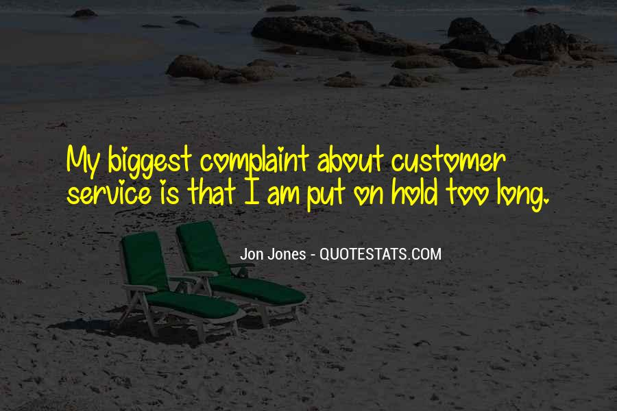 Customer Wants Quotes #28703