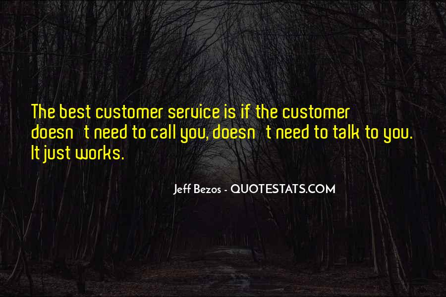 Customer Wants Quotes #38711