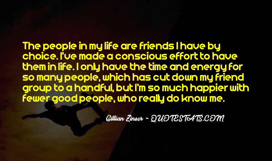 Cut Friends Off Quotes #1212058