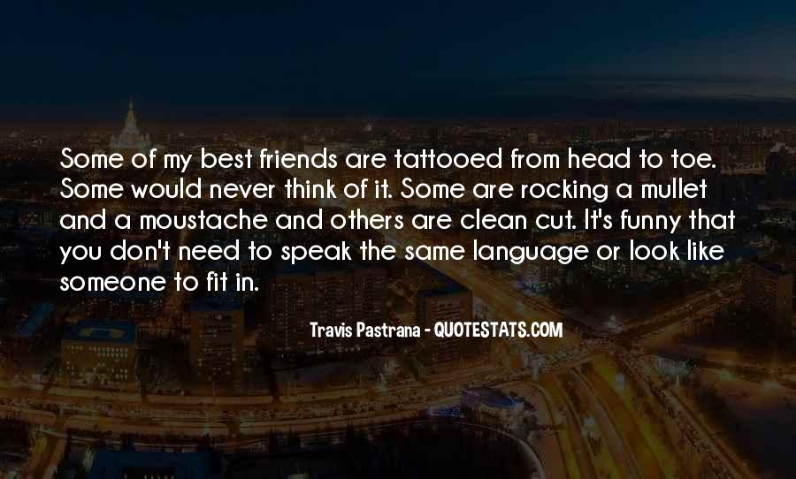 Cut Friends Off Quotes #1624193